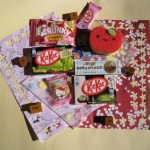 Confectionery surprises from Japan