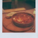 Polaroid breakfast