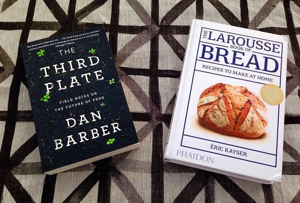 New podcast – Dan Barber and Eric Kayser