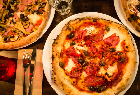 Rosso Antico Pizza Bar, Newtown