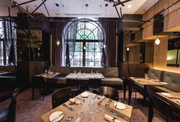 New podcast – Glen Goodwin, Bentley Restaurant & Bar, Monopole, Yellow
