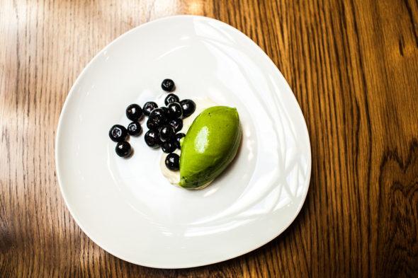 sorrel-sorbet-blueberries-white-chocolate-yoghurt-pei-modern-sydney