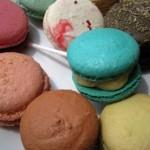 Macaron Day at Adriano Zumbo