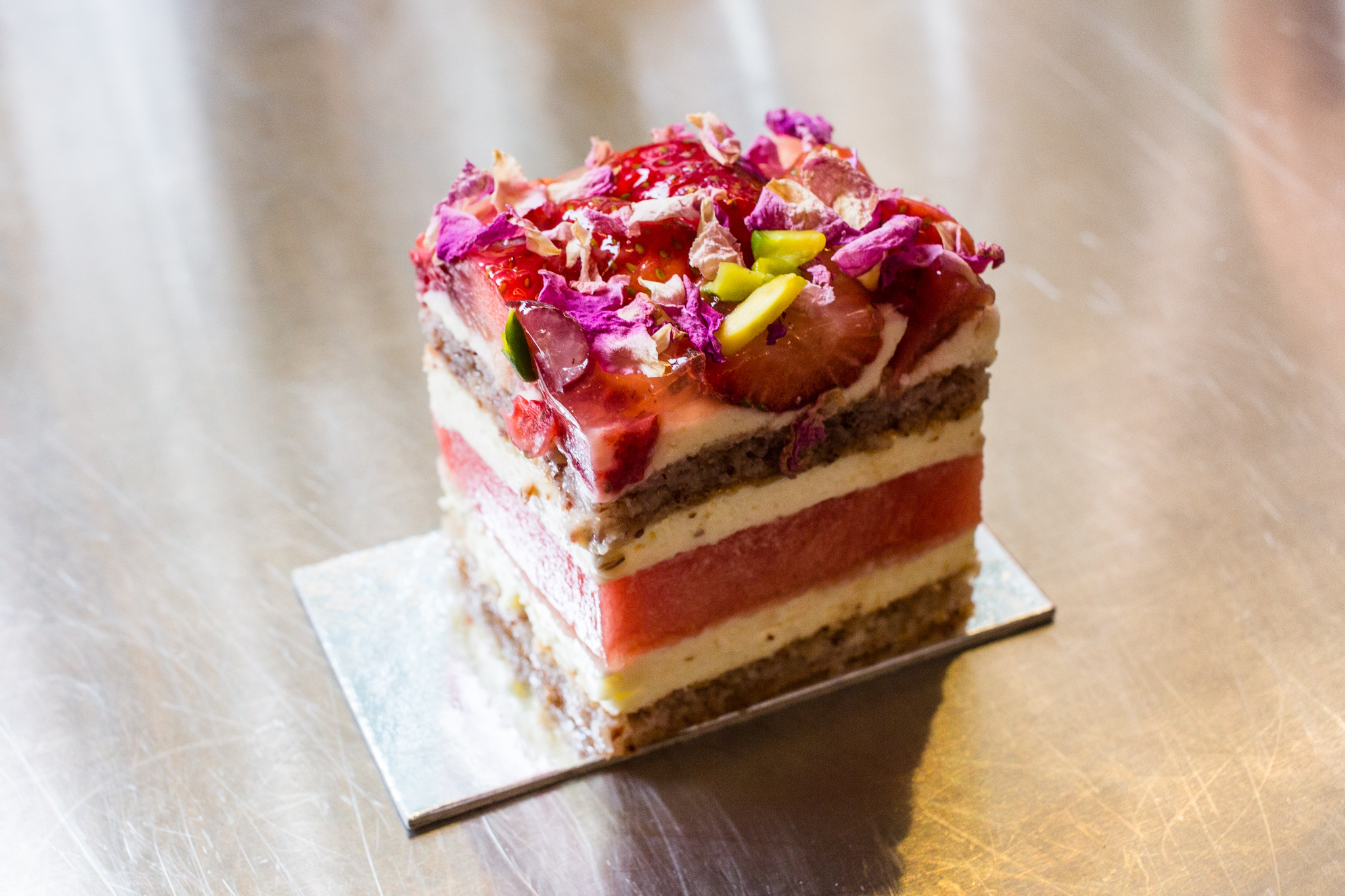 Black Star Watermelon Cake Recipe