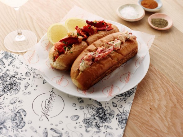 Lobster Rolls – Connecticut and Maine 2-1
