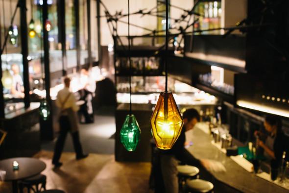 New podcast – Phil Gandevia, Bentley Restaurant & Bar, Eau de Vie, The Roosevelt