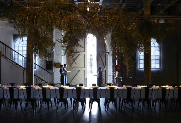 New podcast – Mike McEnearney, Kitchen By Mike, No 1 Bent St, Carriageworks