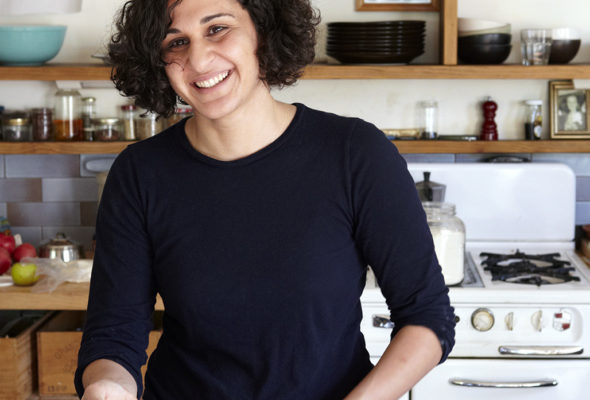 New podcast – Samin Nosrat, author of Salt, Fat, Acid, Heat