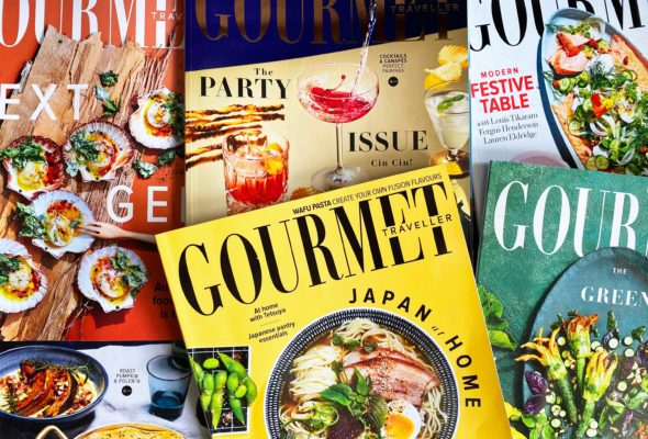 New podcast – Joanna Hunkin, Gourmet Traveller